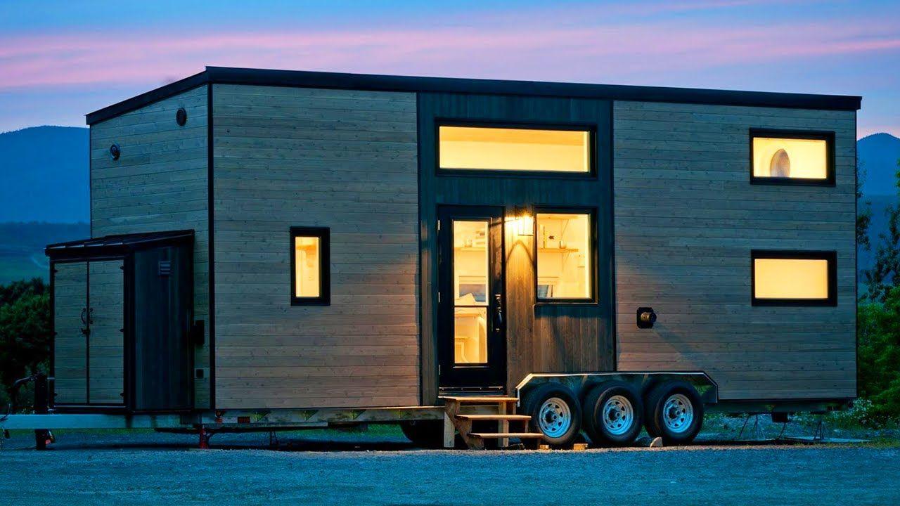 The Acacia From Minimaliste Tiny House Design Ideas Le