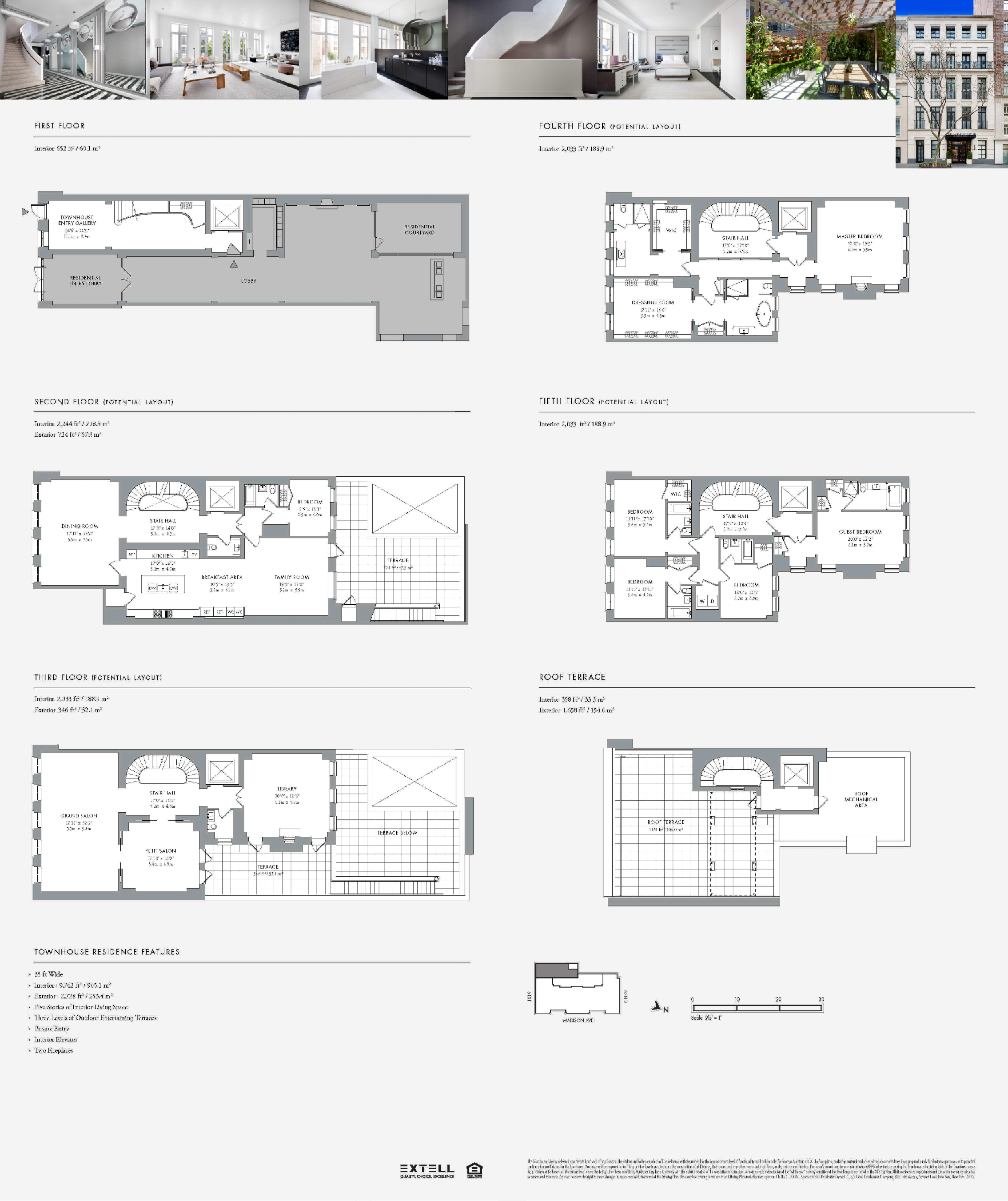 The Carlton Mansion 6 Bedrooms 9 742 Sqft 40 000 000 Town House Floor Plan Mansion Floor Plan House Floor Plans