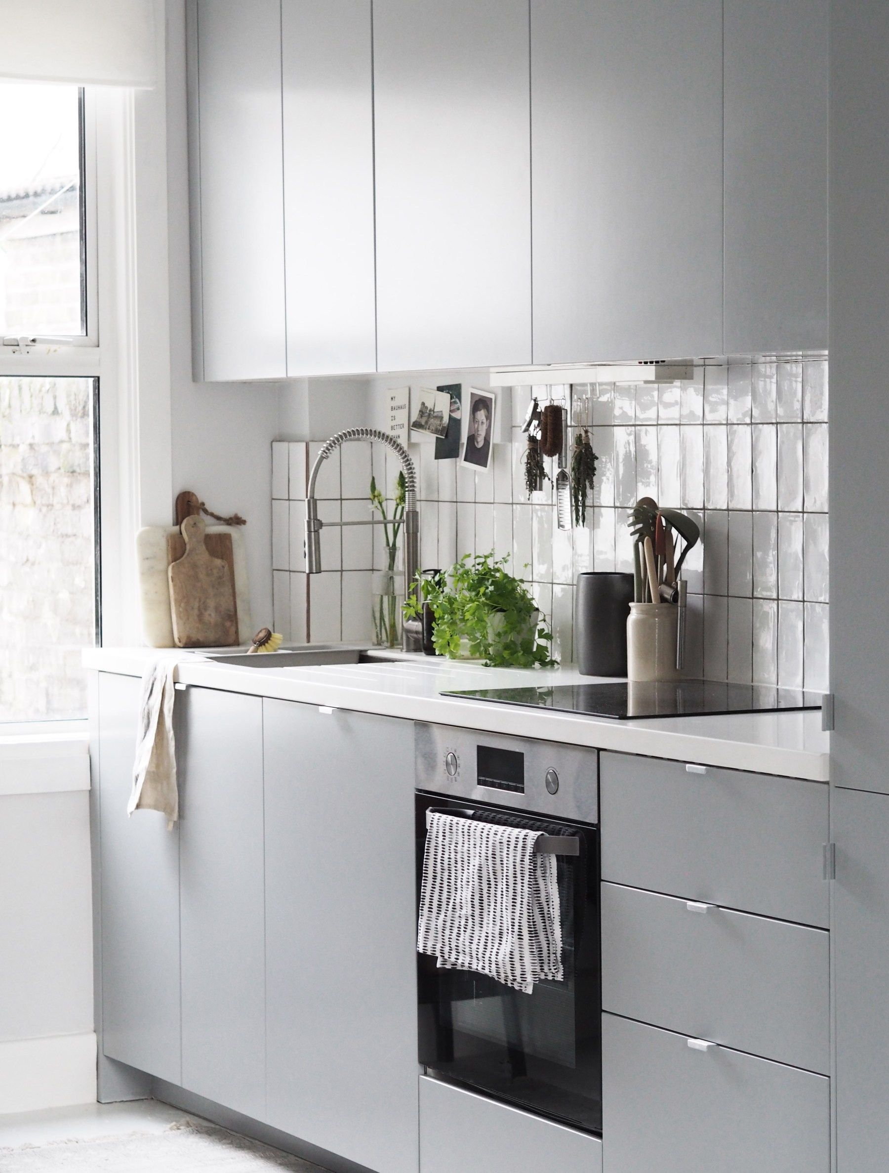 My IKEA kitchen makeover the transformation cate st