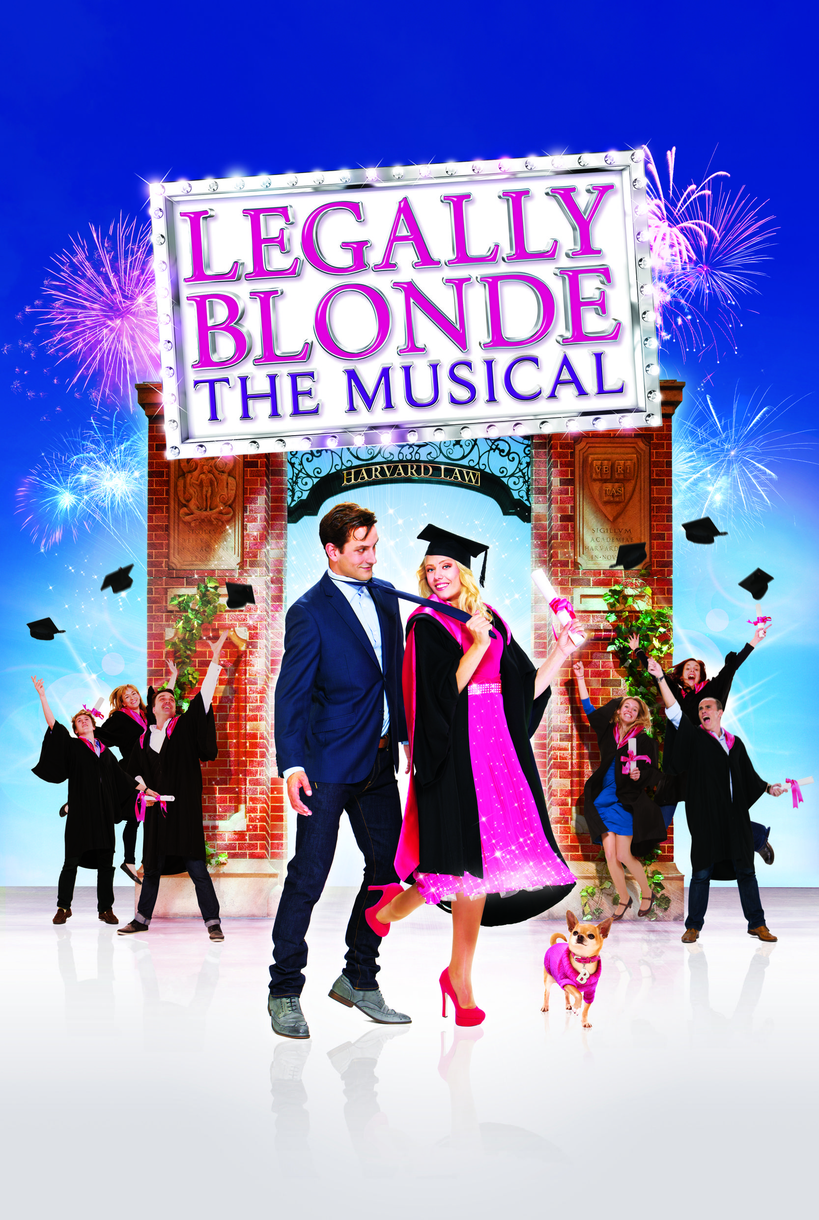 Your Showtune For March 17 Is With Images Legally Blonde