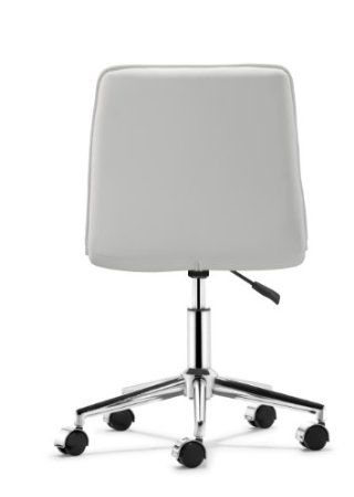Amazon Com Zuo Scout Office Chair White Home Kitchen Office Chair Chair White Office Chair