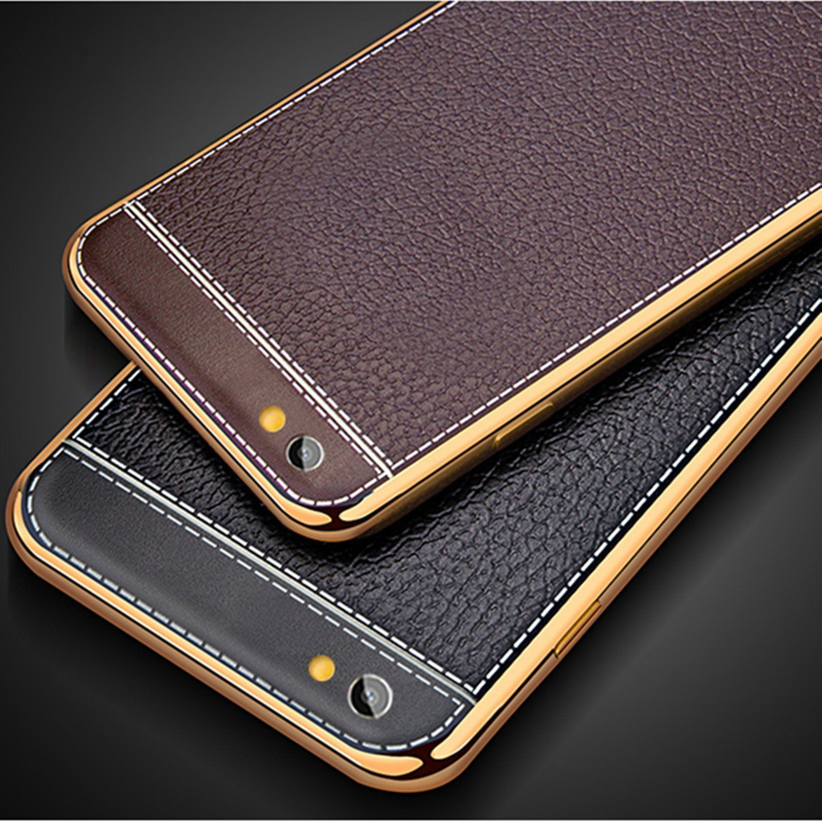 leather style back soft case cover for huawei honor 7x 7i v9 6 6x 5xleather style back soft case cover for huawei mate 9 8 7 pro enjoy 5 6 6s p10 p8