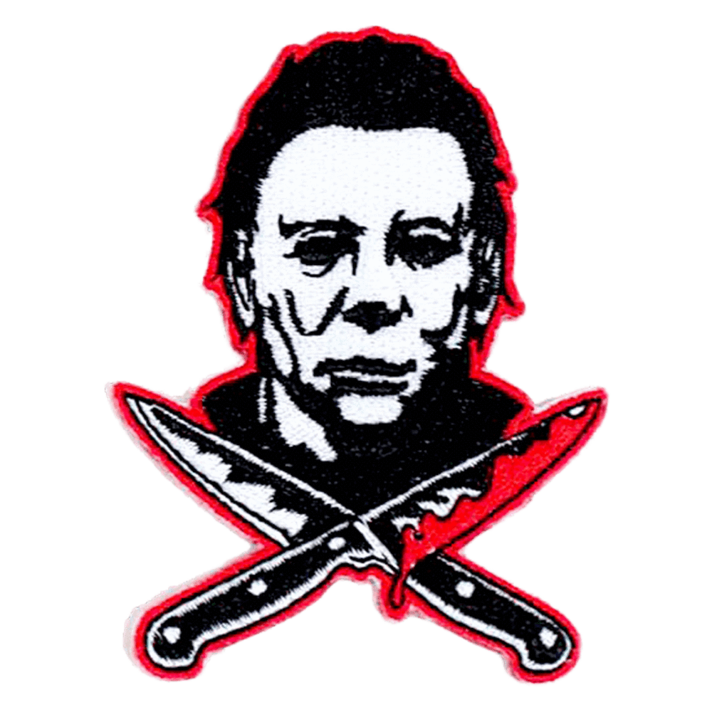HALLOWEEN Michael Myers Back Patch