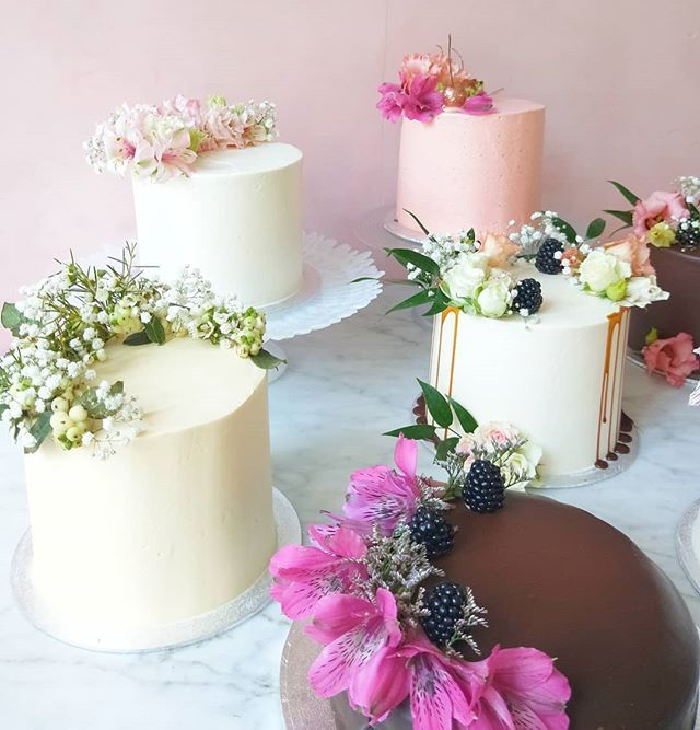 Vegan And Gluten Free Wedding Cake Ideas Alternative: Best Bespoke Cakes London