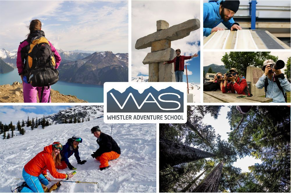Want a career in adventure? Go to Whistler Adventure