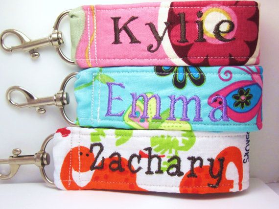caffcf15ec37 set of 4 Kids tag with Name on one side and Number on other side ...