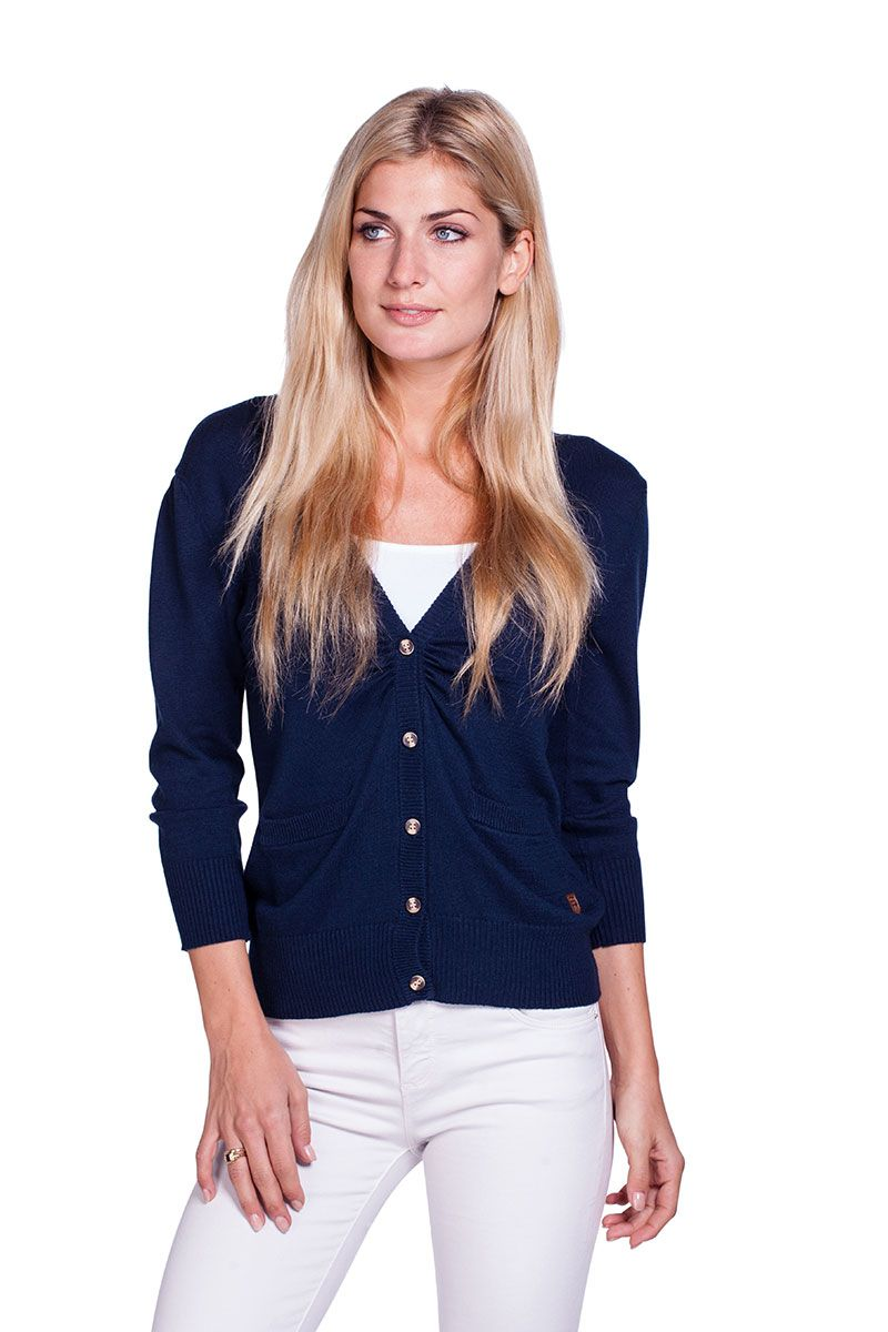 Dubarry Clarecastle ladies cardigan in Navy. | Ladies Spring ...