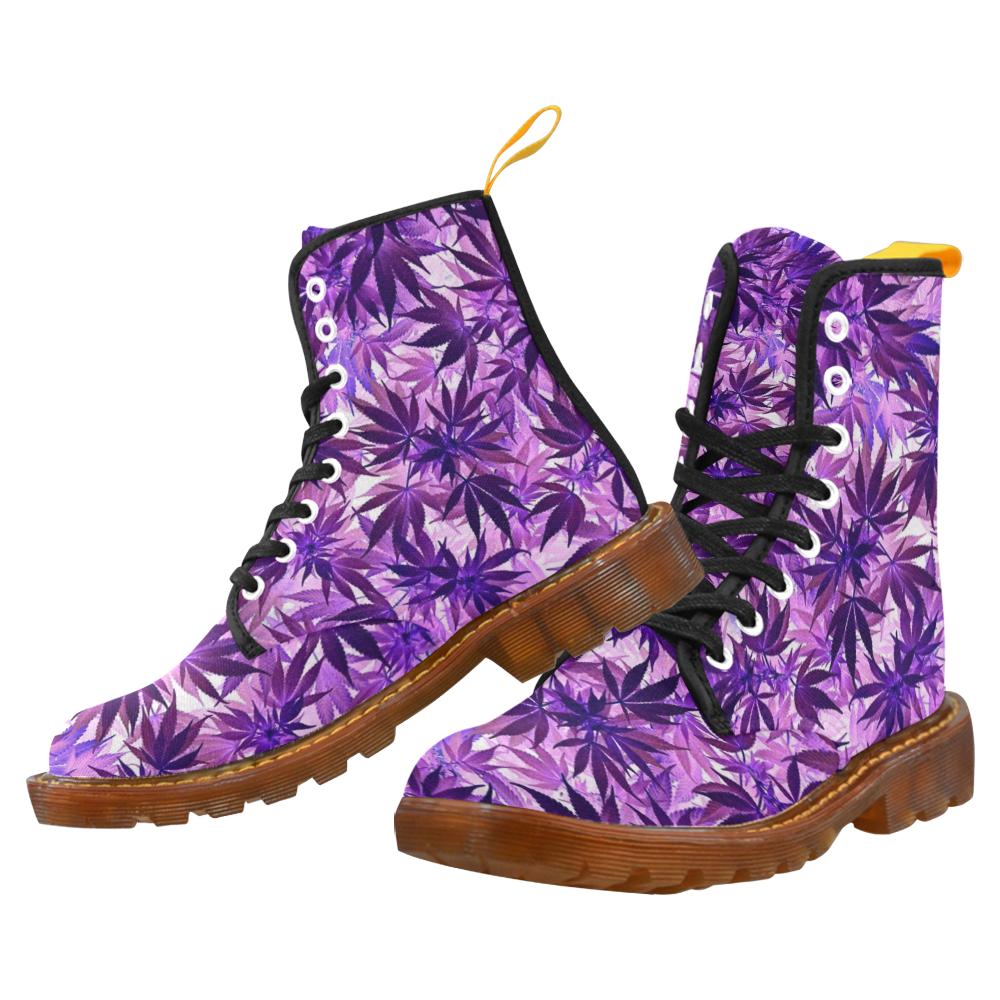 5e40c911f6f4f Urban Yeezy 420 Hemp Leaf Black Light Designer Boots For Women. Black Light  ready!!!