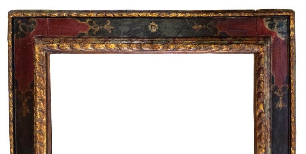 italian sgraffito frame design - Google Search | Renaissance Frames ...