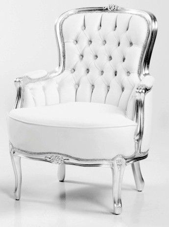 Baroque Armchair Chair Royal Furniture Wooden Folding Chairs