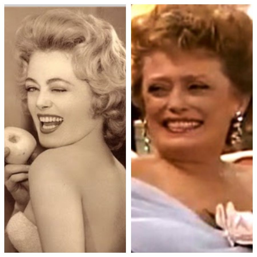 actress rue mcclanahan, best known for her role as blanche