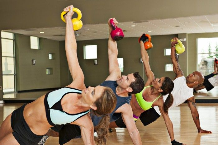 Kettlebells training is one of the most difficult, and in the same time the most beneficial training method for the whole body!