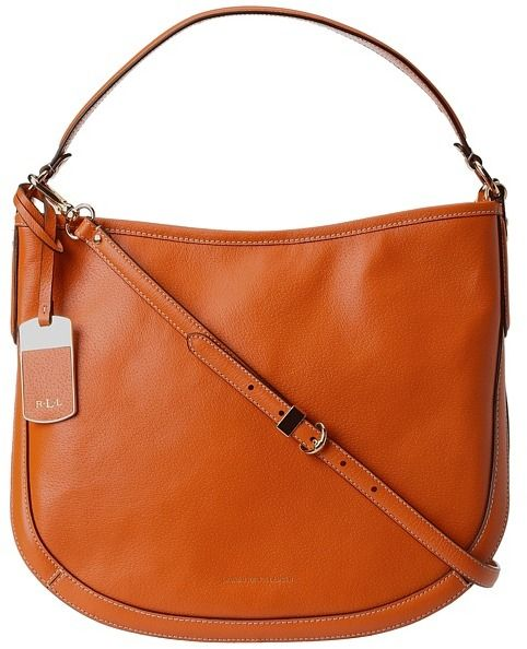 150   sale Lauren Ralph Lauren Thurlow Medium Convertible Hobo (Valencia)  - Bags and Luggage on shopstyle.com  SaleAlert a641ca3022b9f
