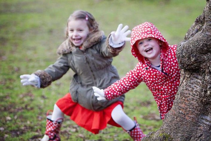 fun children photo shoot London