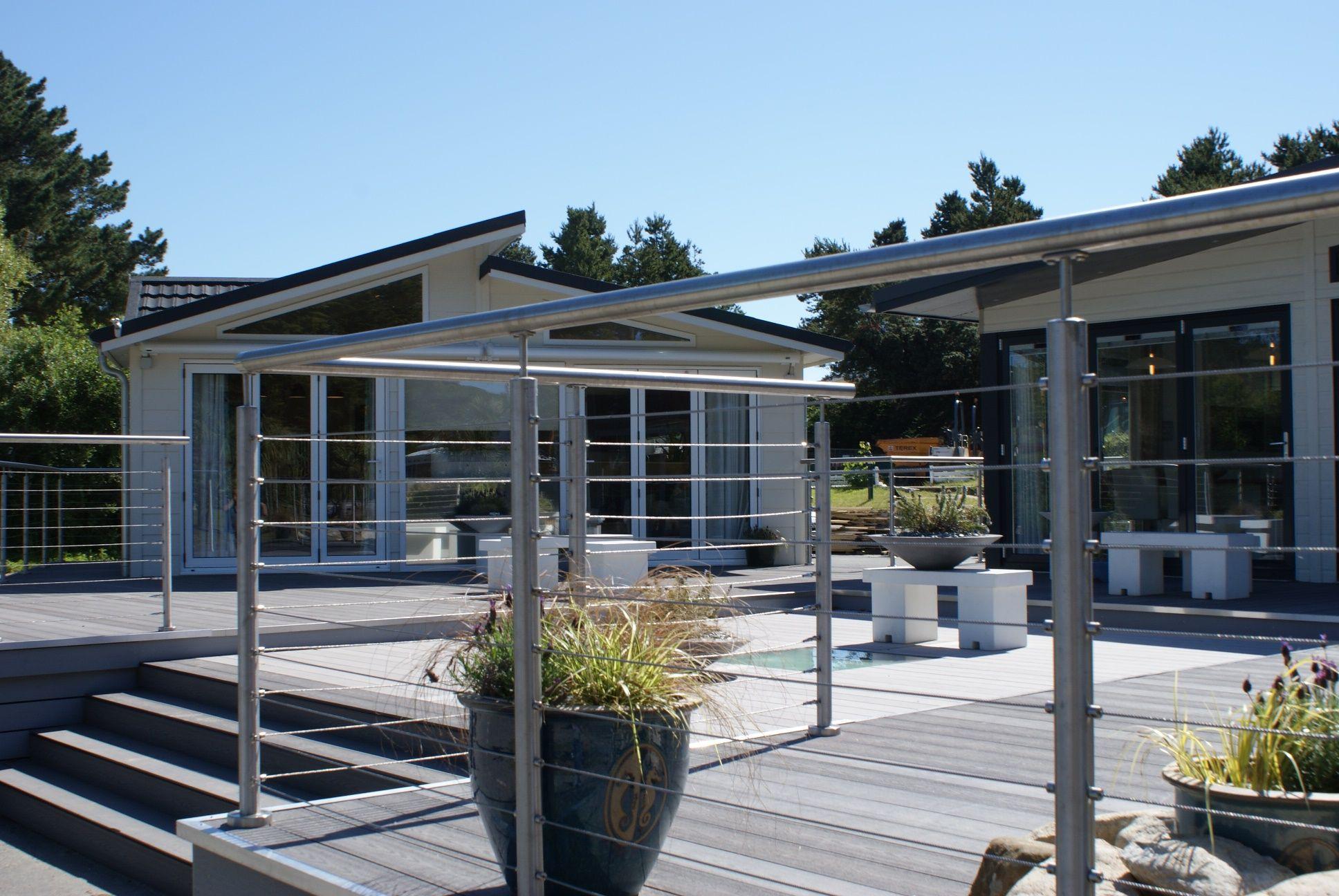 Meer dan 1000 ideeën over wire balustrade op pinterest   zwembad hek