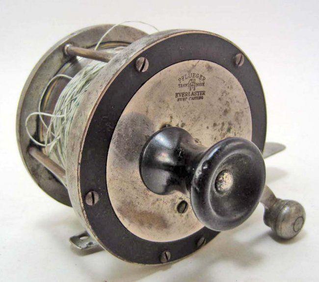 Vintage Pflueger Reel