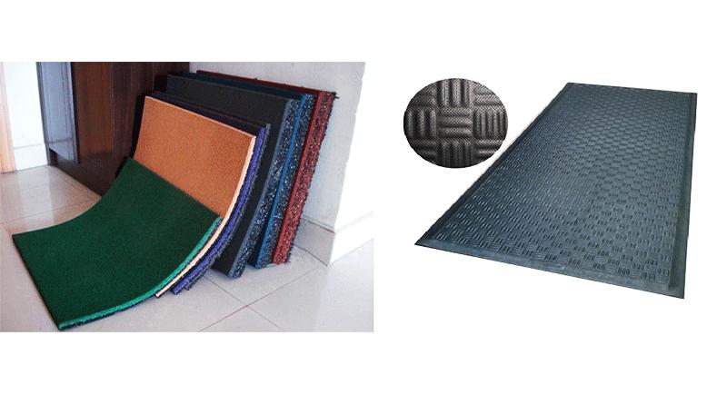 Gym Rubber Mat Rubber gym mats, Rubber mat, Rubber floor