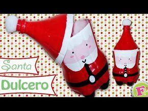 Santa Claus Dulcero! con Botes de refresco! – floritere – 20…