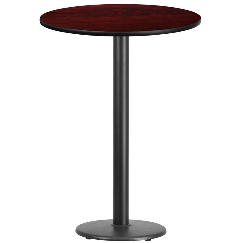 Round Bar Tables 24 Inch 30 Inch 36 Inch Or 42 Inch Tables Bar