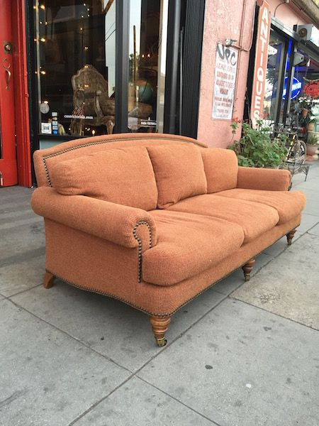 Sold Vintage Sofa Sofa Lillian August