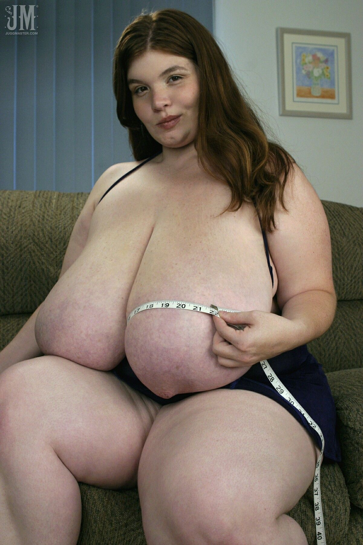 Amazing huge boobs ssbbw