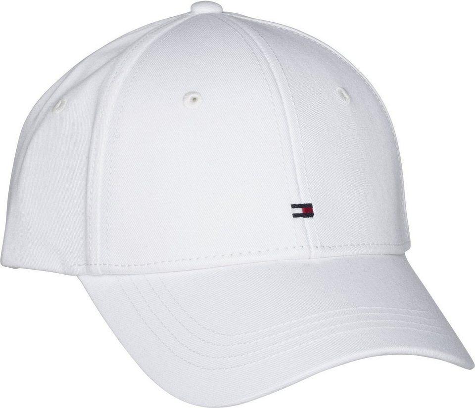 TOMMY HILFIGER Baseball Cap »CLASSIC BB CAP«, Lässiges Cap