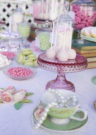 RubyJu Blog - High Tea Fundraiser