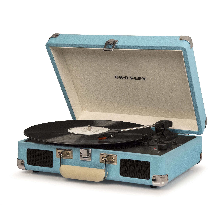 Cruiser Deluxe Bluetooth Turntable Crosley Cruiser Turntable Crosley Record Player