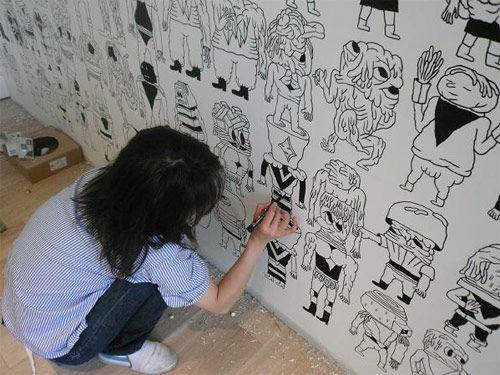 pinartteirasistanbul sindi p freitas on art | pinterest | wall
