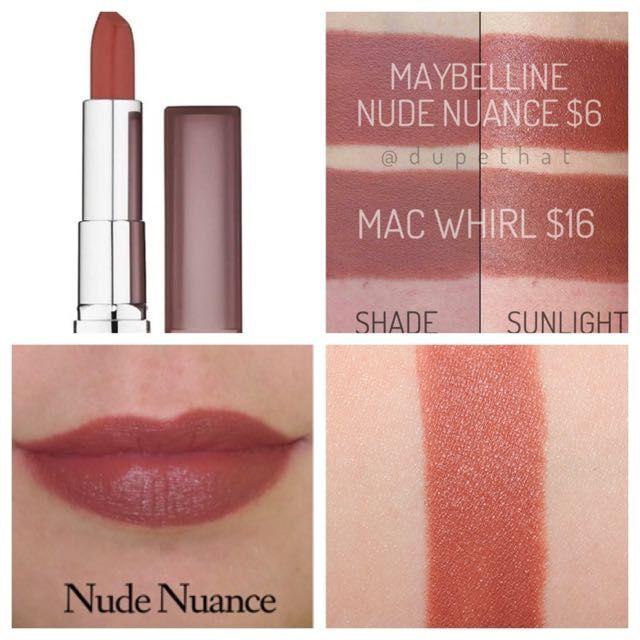 Bikini Maybelline Nude Nuance HD