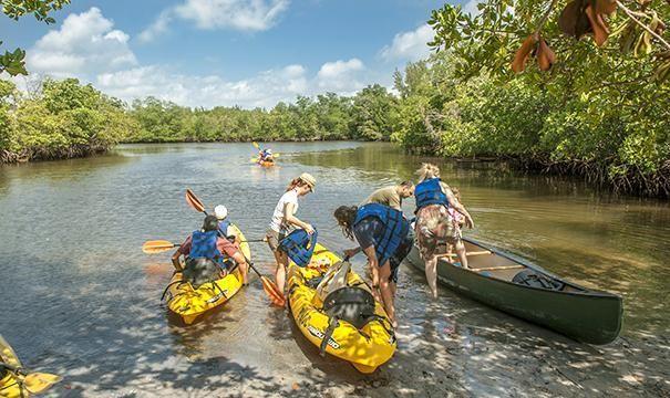 oleta river state park miami parks amp recreation