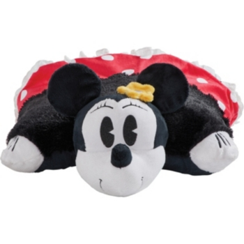 Pillow Pets Disney Retro Minnie Mouse Stuffed Animal Plush Toy Red Animal Pillows Animal Plush Toys Toddler Stuffed Animals