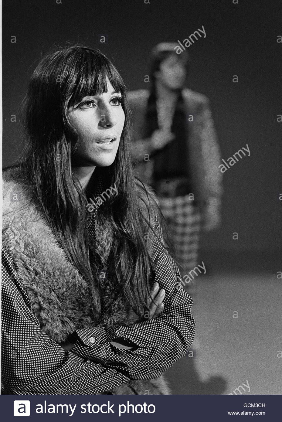 98b0c550643 Download this stock image: Sonny and Cher US Artists - GCM3CH from Alamy's  library of millions of high resolution stock photos, illustrations and  vectors.