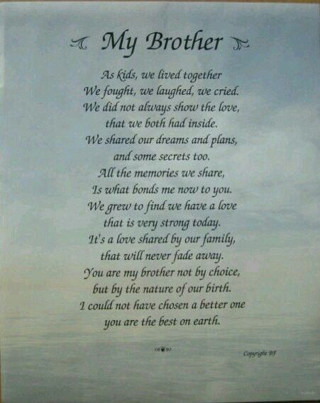 My Brother Was The Best My Brother And Me Pinterest Brother