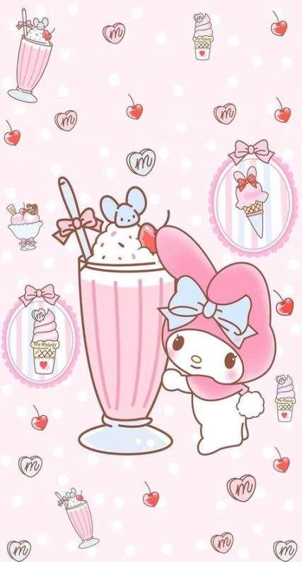 Wallpaper Phone Cute Friends Hello Kitty 30 Ideas