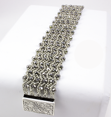 En Vogue Bracelet Bead Weaving Kit