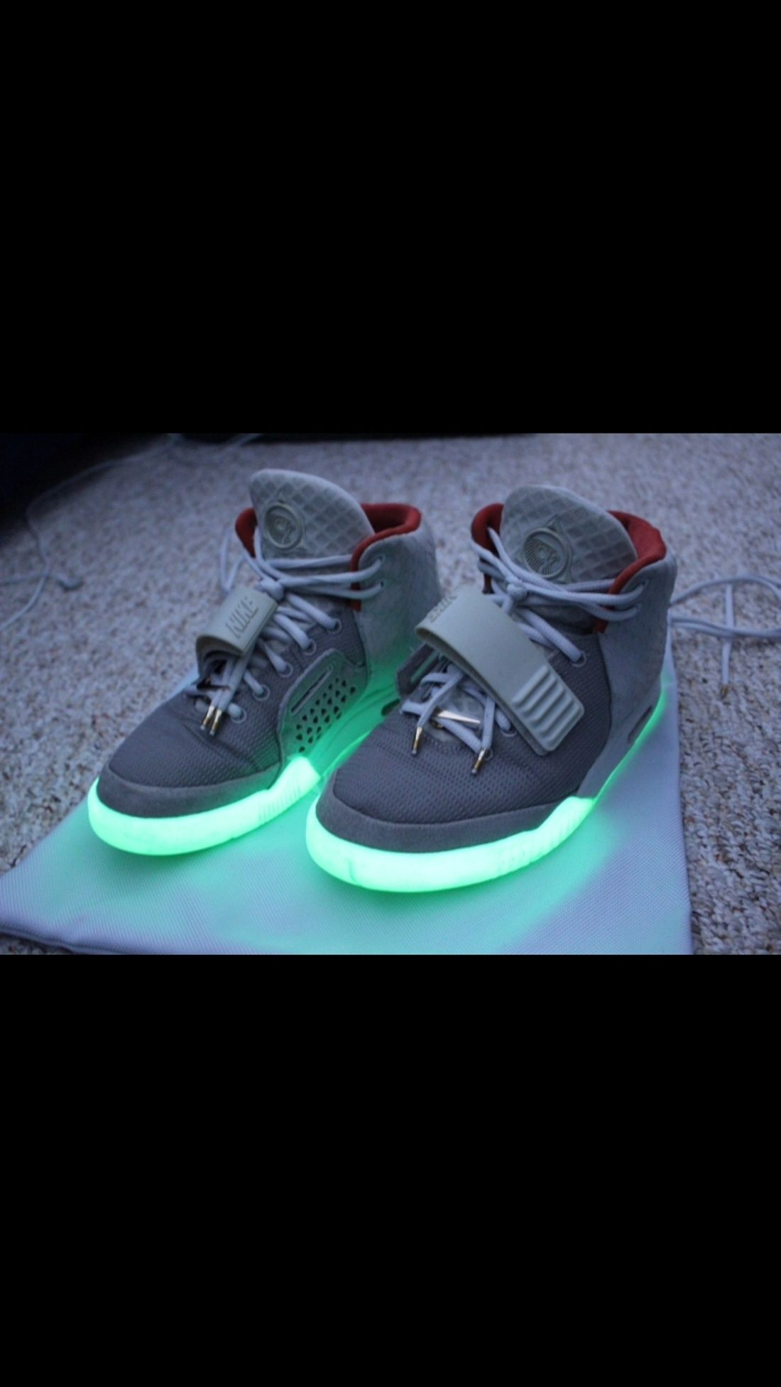 Kanye West Nike Air Yeezy 2 Size 8.5 $1650 - Grailed