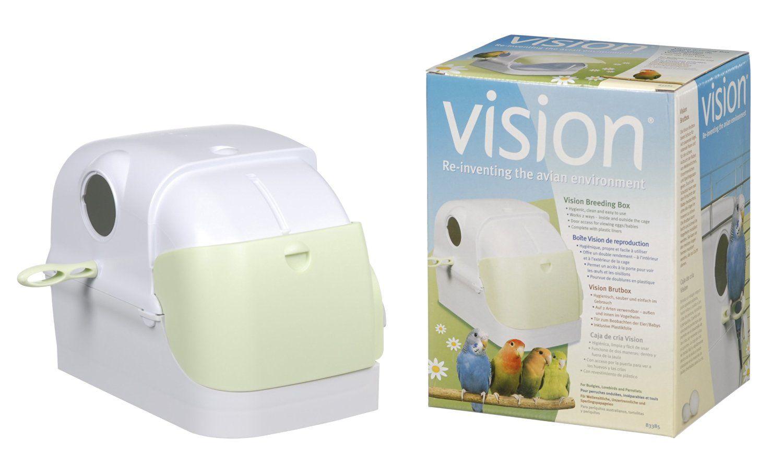 Hagen Breeding Box Vision Amazon Co Uk Pet Supplies Small Birds Nesting Boxes Bird Supplies