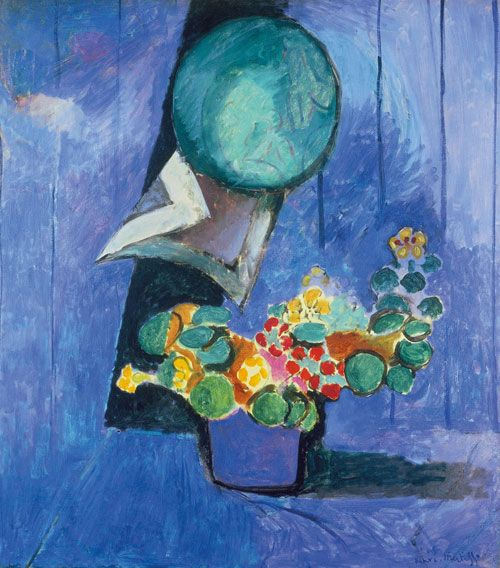 Henri Matisse (1869-1954), Flowers and China, 1913