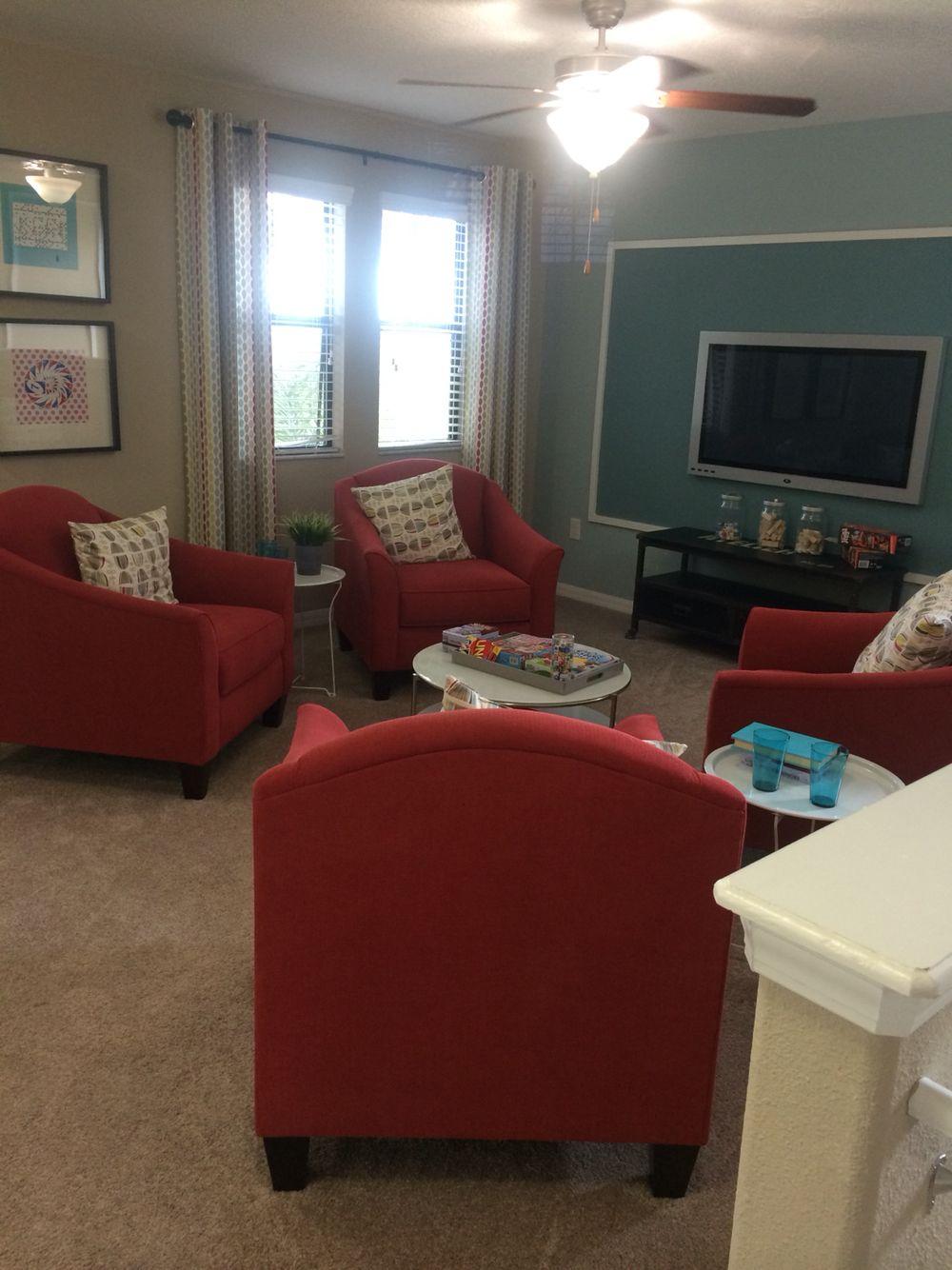 Loft / playroom/ sitting area