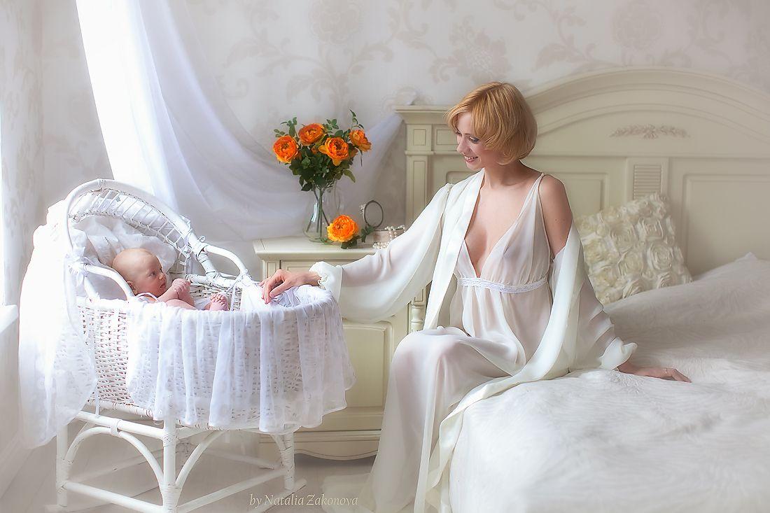 Мама с ребенком картинка колыбельная
