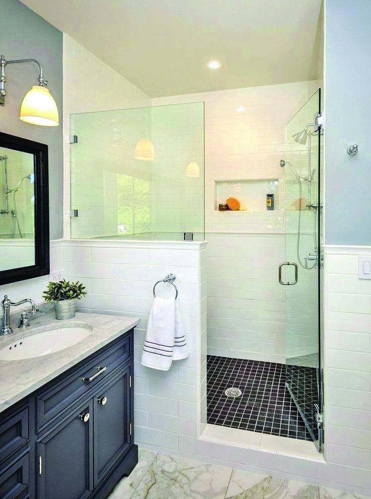 5 Myths Regarding Tub As Well As Shower Wall Panels Idee Salle De Bain Agencement Salle De Bain Idees Salle De Bain
