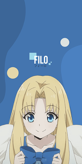 Filo - Tate no Yuusha no Nariagari Wallpaper