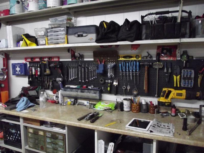 22x24 hot rod garage the garage journal board for Garage design tool