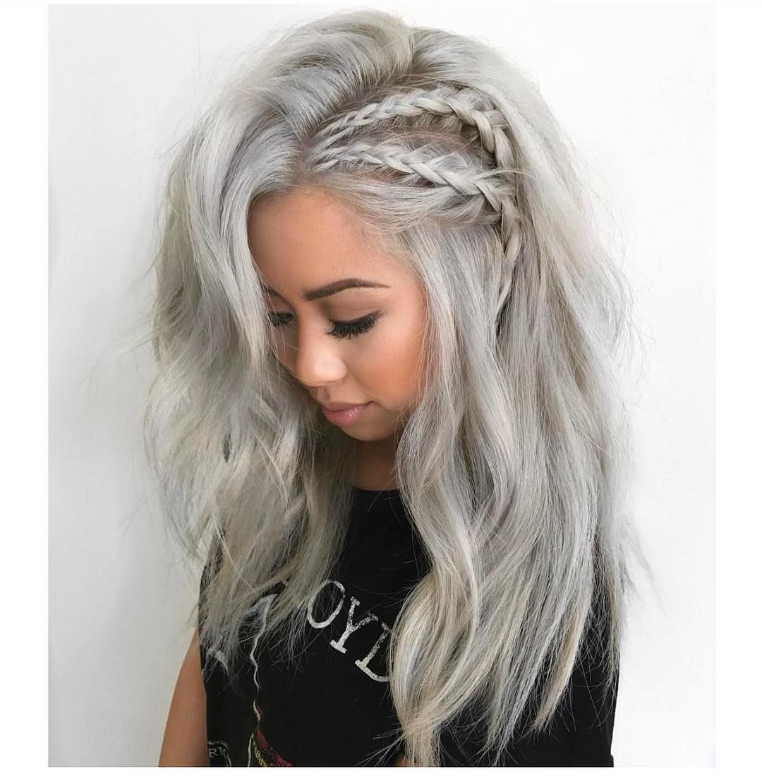 Adorable ash blonde hairstyles stylish hair color ideas