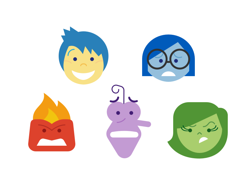 Inside Out Icons Inside Out Icon Logo Face