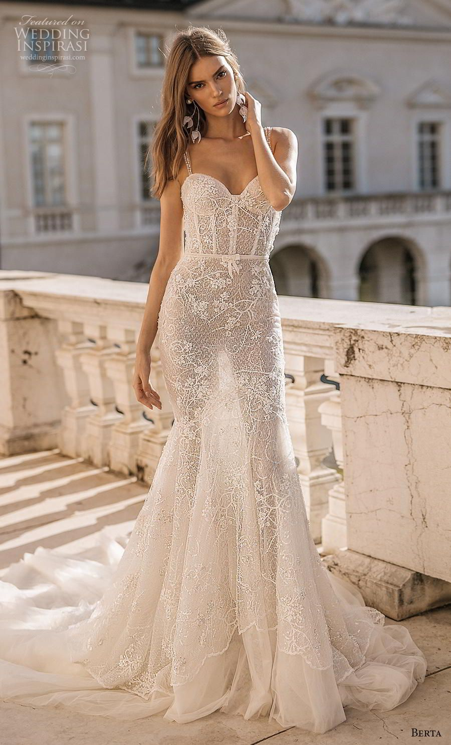 Berta Privée  Wedding Dresses  Wed  Pinterest  Wedding