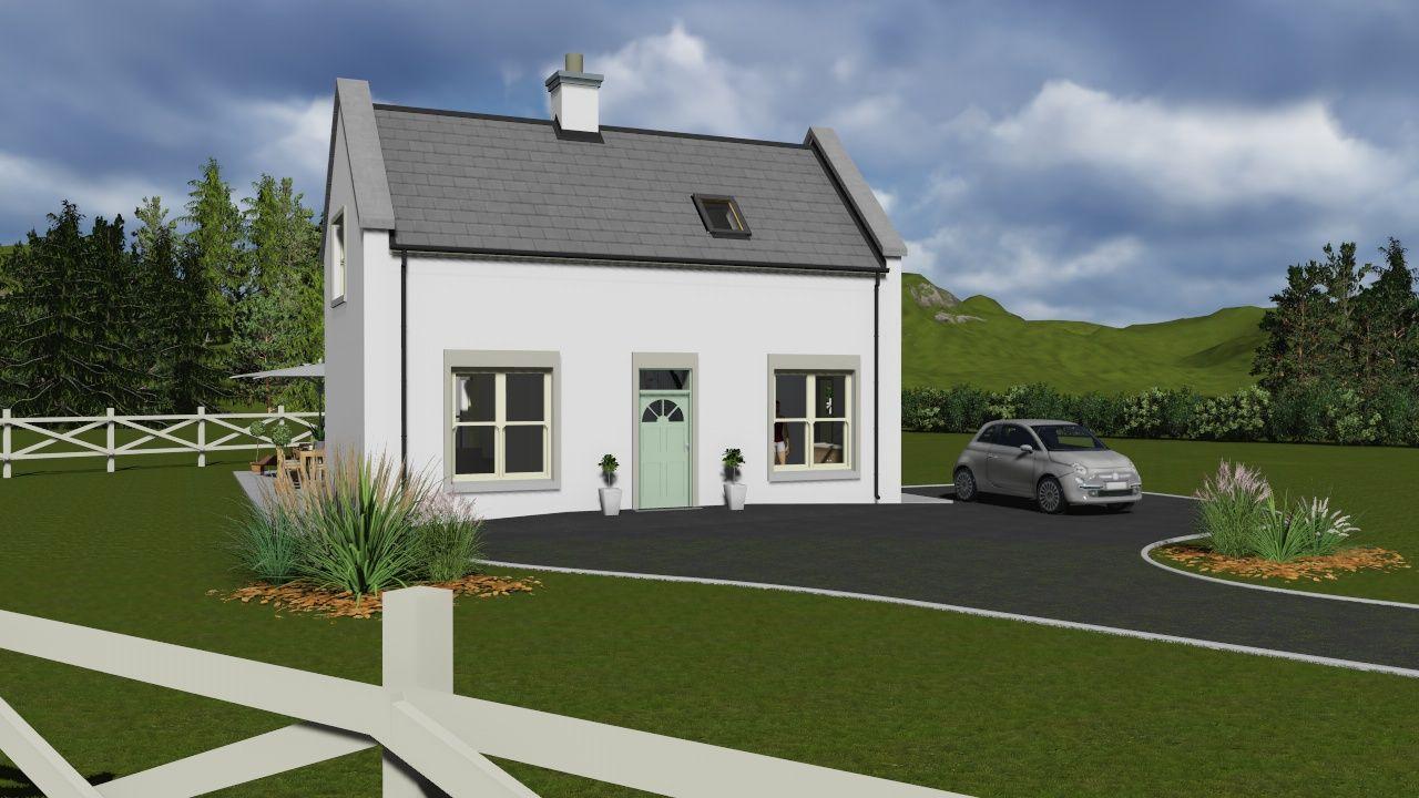 Dorm147 In 2020 Irish House Plans Irish Houses House Plans
