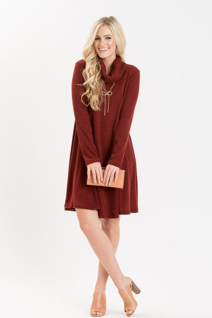 **This item is FINAL SALE CLEARANCE and cannot be returned or exchanged.**   Who doesn't love a sweater dress? These are...