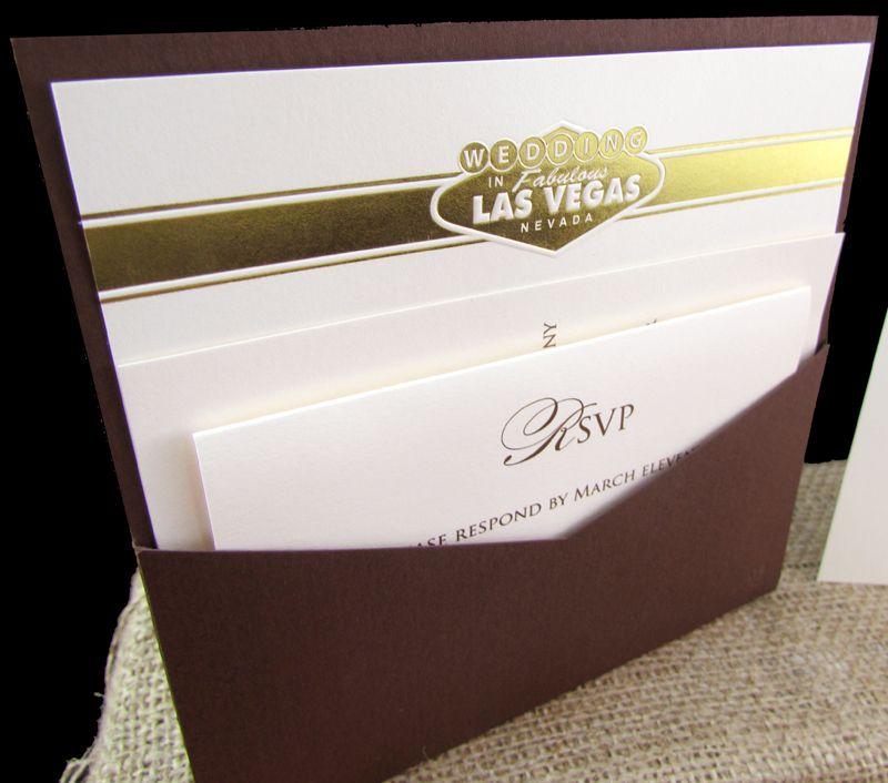 1000 images about Invitations ideas – Las Vegas Wedding Invitation Ideas